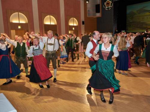 Kathreintanz Bad Ischl 2019 im Kongress- und Theaterhaus